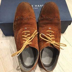 Cole Haan Shoes - SALE Men's Cole haan zero grand casual Oxford shoe
